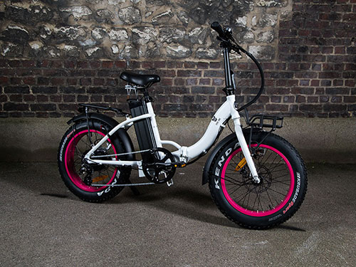 Miss Little - Fitch Bike