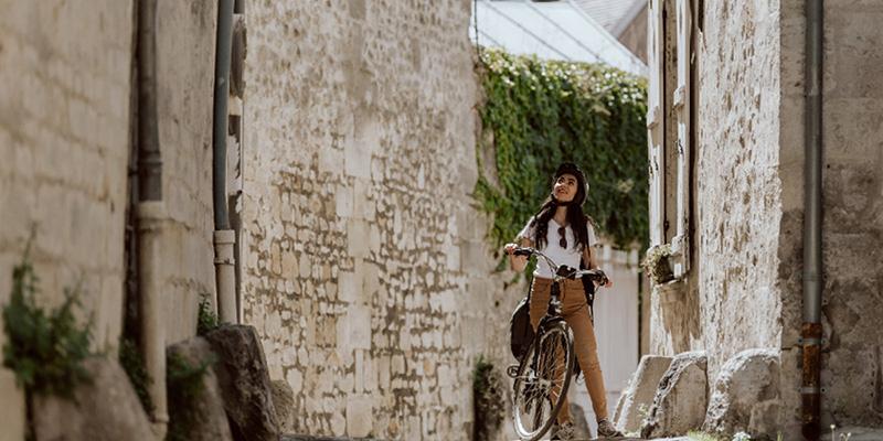 senlis a vélo